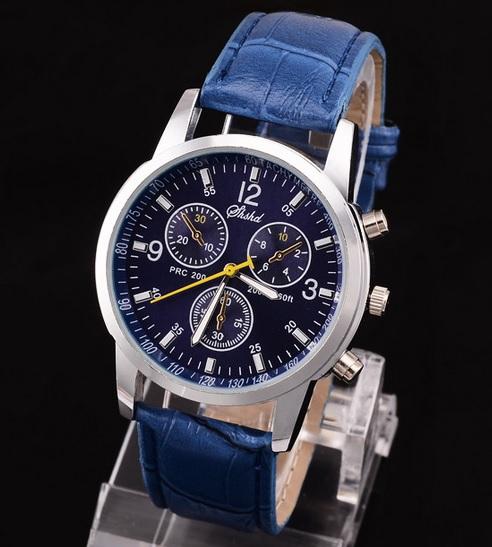 Pánske hodinky 200 modré d2bf317a3c0