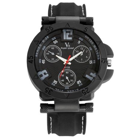 Pánske V8SS hodinky čierne 30a29c01881