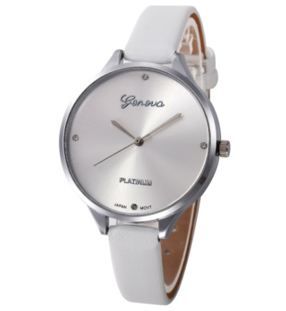 Dámske hodinky GP biele d2a5f1959be
