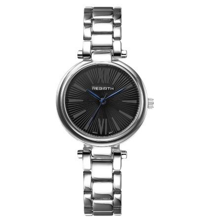Dámske hodinky R025 čierne 5891e312741