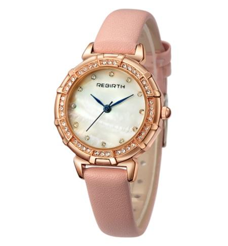 Dámske hodinky R052 ružové 64326ea0f57