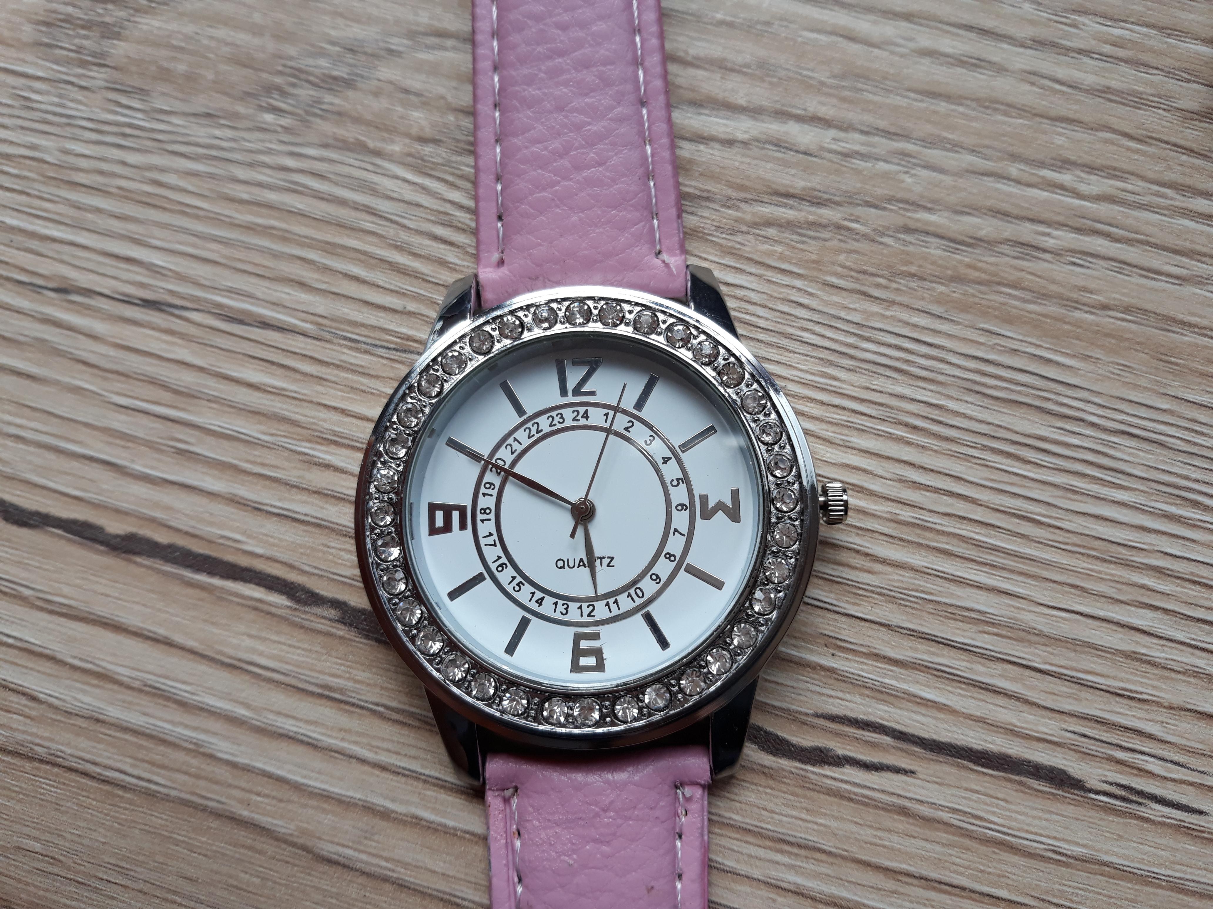 Dámske hodinky W36912 ružové 13b34982f4c