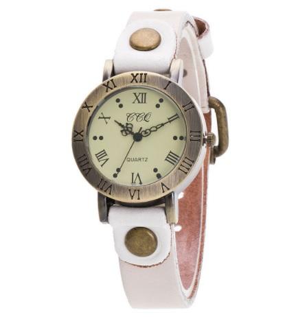 90e2fe1b4f5 DÁMSKE hodinky | Dámske hodinky CCQXII biele | MiniStore.sk - Geneva ...