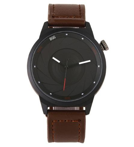 Pánske hodinky B2610 hnedé 3d58330d883