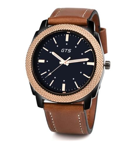 Pánske hodinky GTS hnedé 5571a20ef72