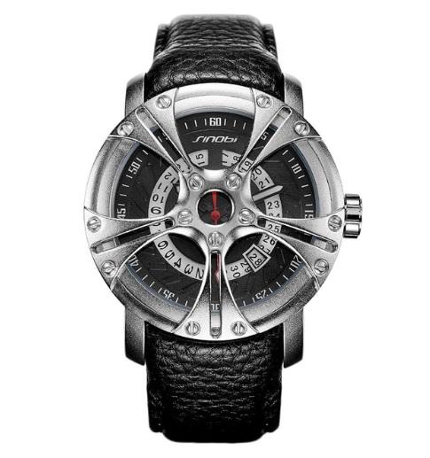 Pánske hodinky S9759 s kalendárom d1c2a6eb0a1