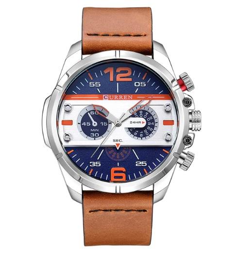 19191fa5cbb PÁNSKE hodinky | Pánske hodinky C8259 modré | MiniStore.sk - Geneva ...