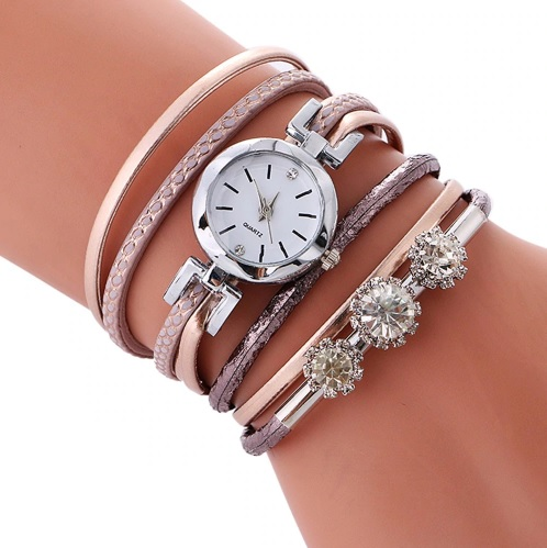7edc711a6a9 DÁMSKE hodinky | Dámske hodinky Q4 ružové zlato | MiniStore.sk ...
