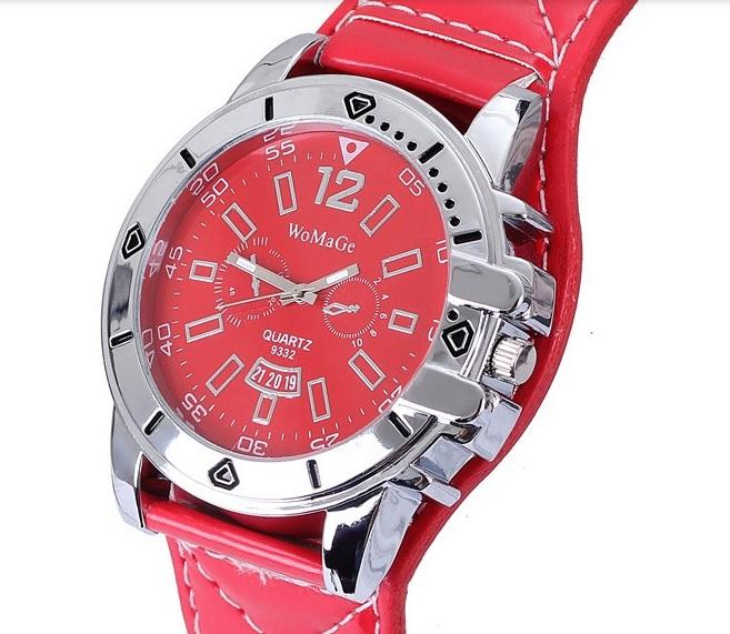 Popis tovaru. WoMaGe hodinky 956dbd0d410