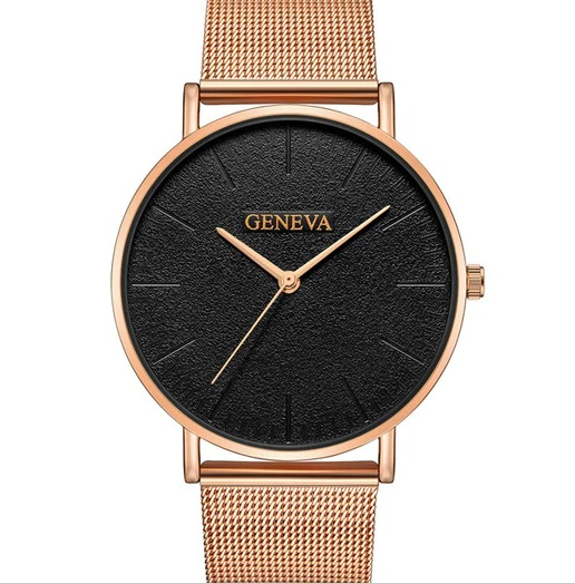 248187529 DÁMSKE hodinky | Dámske hodinky Geneva GZC ružové zlato | MiniStore ...